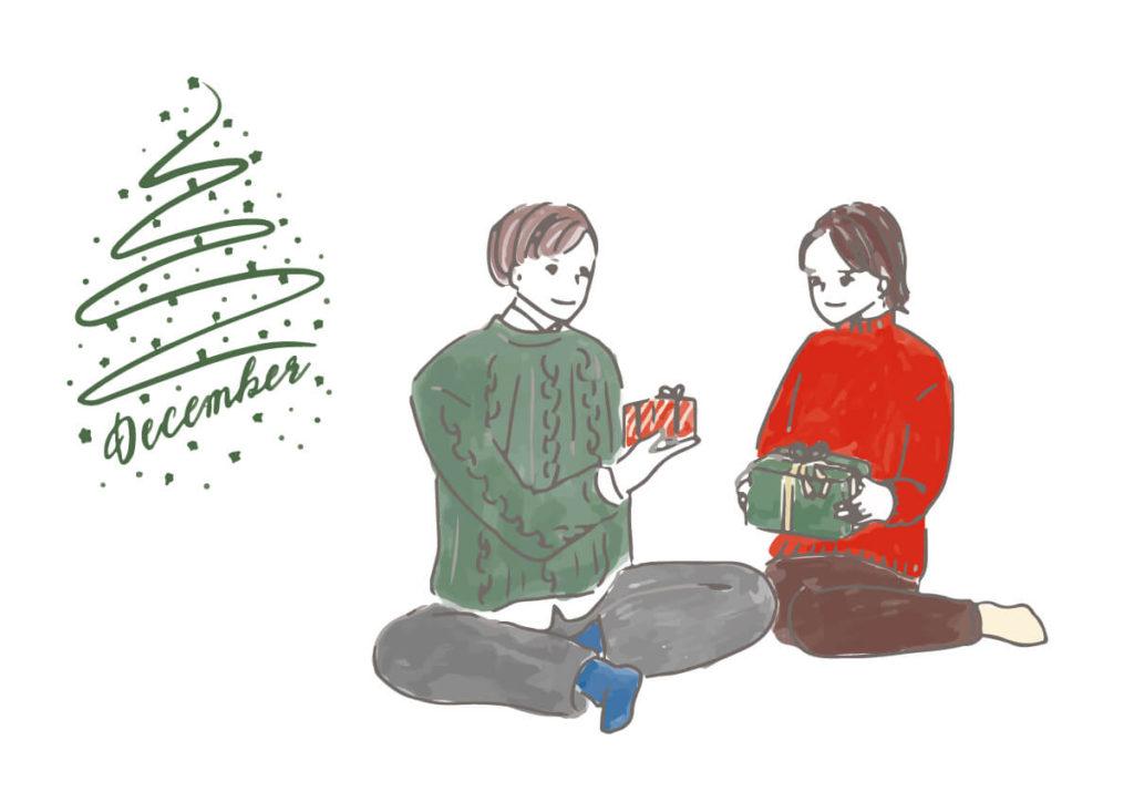 12月 プレゼント交換