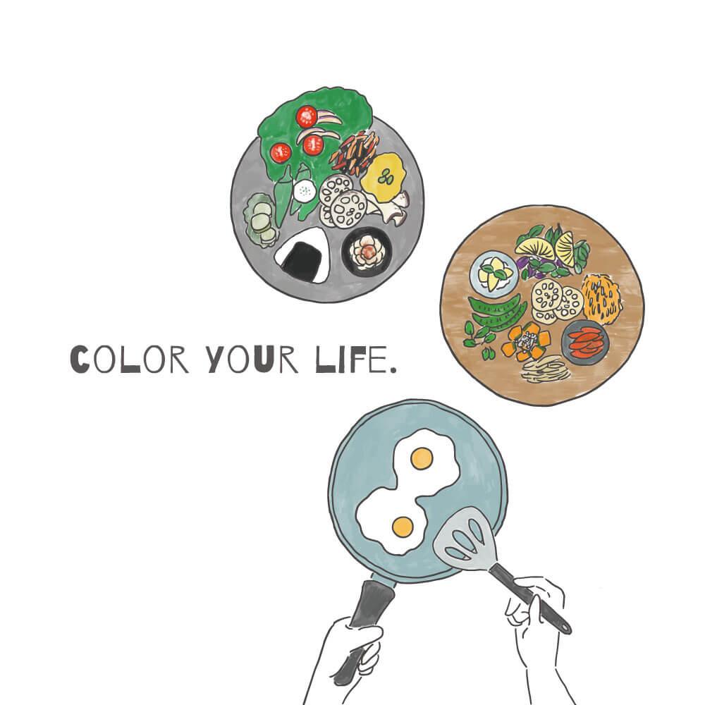 お料理イラスト