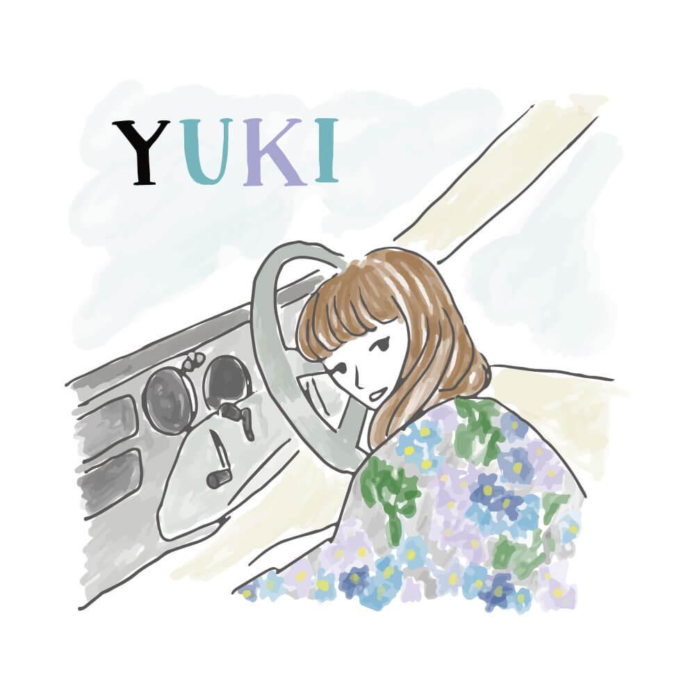 yuki トロイメライ